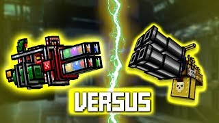 Pixel Gun 3D - Automatic Decorator [VS] Sea Devil           [Versus]