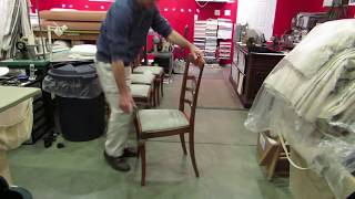 Repair Those Loose Dining Chairs Yourself And Save Money. Do You Know What To Do?