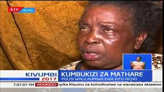 Kumbukizi za Mathare: Polisi walaumiwa kwa mauaji ya kiholela