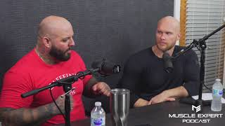 80- Brandon Lilly- The Rise, Fall and Life Lessons from One of Powerlifting's Biggest Names