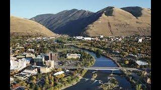 Welcome to Missoula, Montana Drive thru. Home of University of Montana & Missoula College!