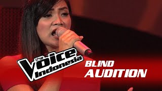 "Tiara Deta ""Tears Always Win"" I The Blind Audition I The Voice Indonesia 2016"