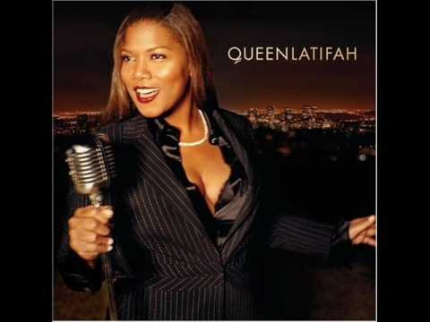 Queen Latifah – I love being here with you