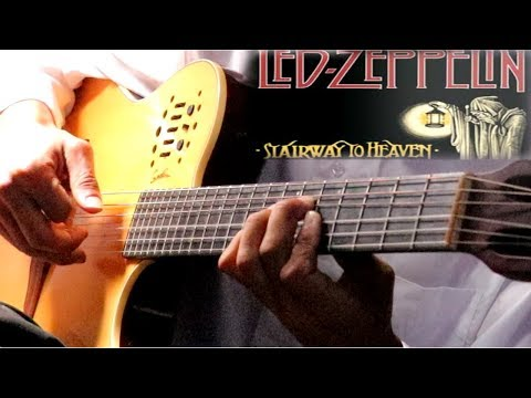 How to play Led Zeppelin (Stairway to Heaven) on Guitar.