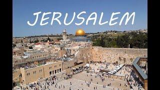 JERUSALEM TRAVEL GUIDE 2019