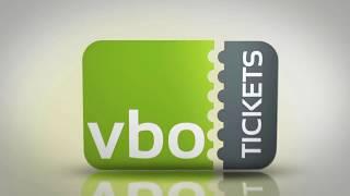 Vídeo de VBO Tickets