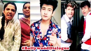 BEST Bollywood Dialogue Musical.ly India Compilation 2018   Best #BollywoodDialogue Musically Videos