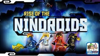 Ninjago: Rise Of The Nindroids - Save Sensei Wu From The Digital Overlord (Gameplay, Playthrough)