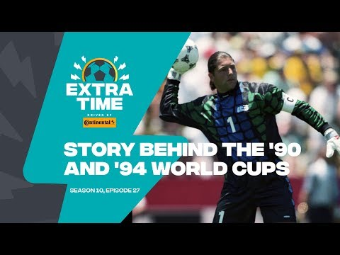 "How Tony Meola went from ""punk"" to US soccer legend"