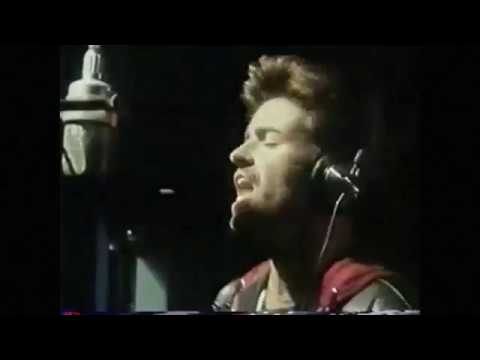 """George Michael in studio, 1990 - """"Waiting for That Day"""""""