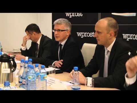 Debata Wprost - wypowiedź Marka Kapłuchy, Wiceprezesa Zarządu Grupy Azoty, cz. I - zdjęcie