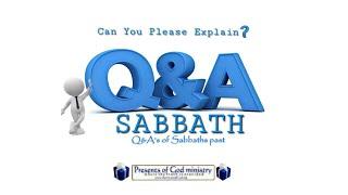 SDR Sabbath Day Church Services