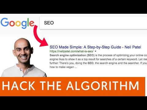 How to Rank #1 on Google for the World's Most Competitive Keywords | Ranking First Page for