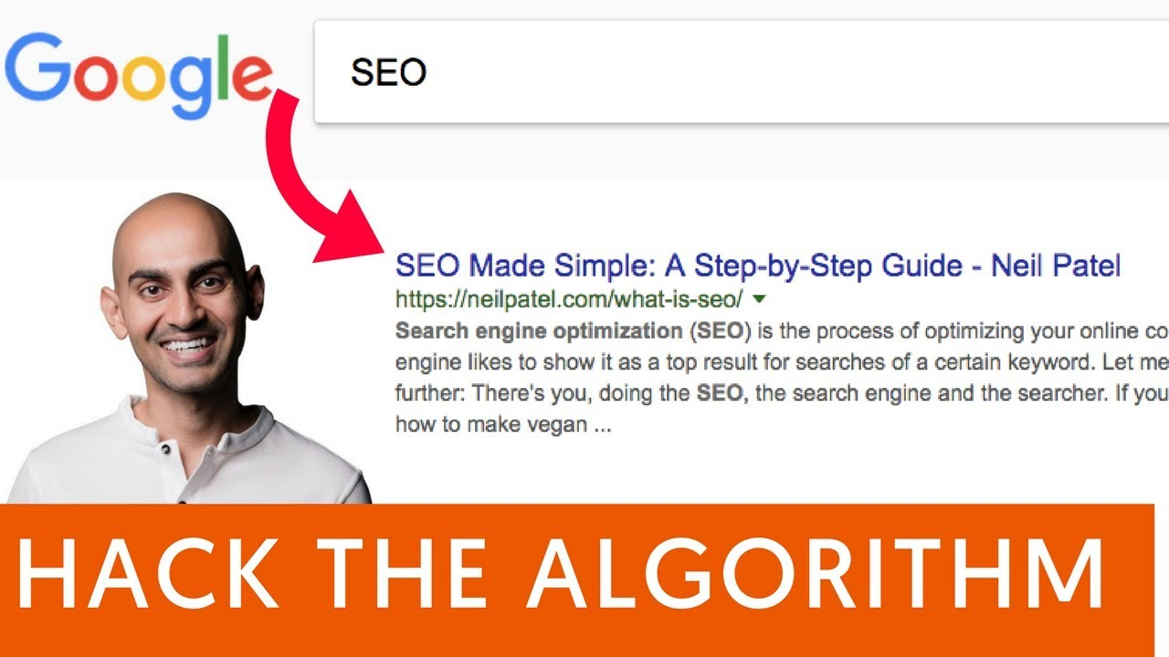 How to Rank #1 on Google for the World's Most Competitive Keywords