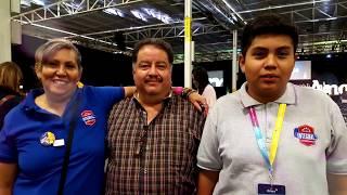 CIA participó en Spelling Bee en AMCO México