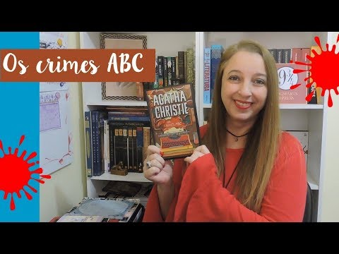 Os crimes ABC (Agatha Christie) | Portão Literário