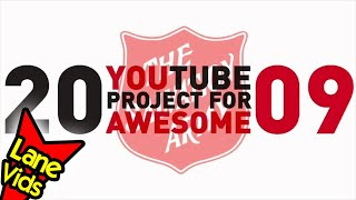 PROJECT FOR AWESOME 2009: THE SALVATION ARMY