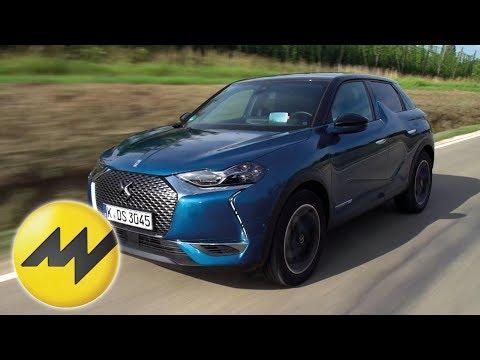 DS 3 Crossback 2019 Fahrbericht - Gefährlicher Gegner des Audi Q2? I Motorvision