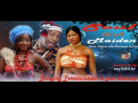 soul of a maiden 1 - Nigerian Nollywood movie