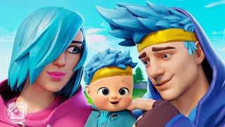 NINJA HAS A BABY?! (A Fortnite Short Film)