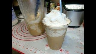 מתכון לאייס קפה