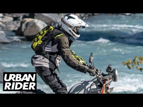 Kriega Trail18 Motorcycle Backpack Review