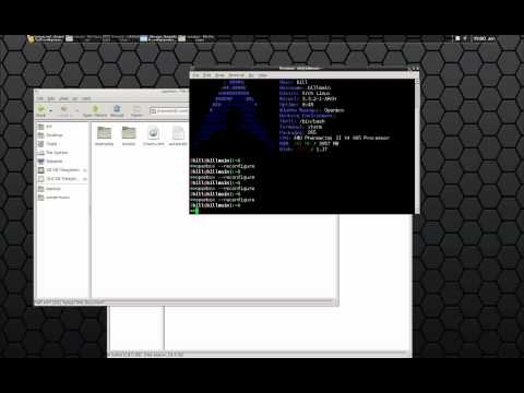 Building an Openbox Dynamic Menu for Linux Lite 1 0 6