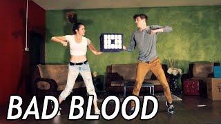 BAD BLOOD   Taylor Swift Ft Kendrick Lamar Dance | @MattSteffanina Choreography | #SYTYCD