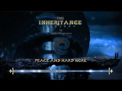 Peace and Hard Work - The Inheritance Project - Malte Wegmann