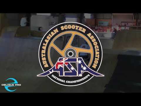 George Tragotsalos - ASA Australia Scooter Finals Open (Boys/Mens)