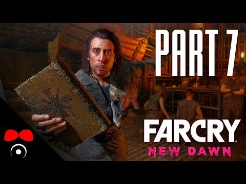 BABČA A DIVOČÁK PEPA! | Far Cry: New Dawn #7