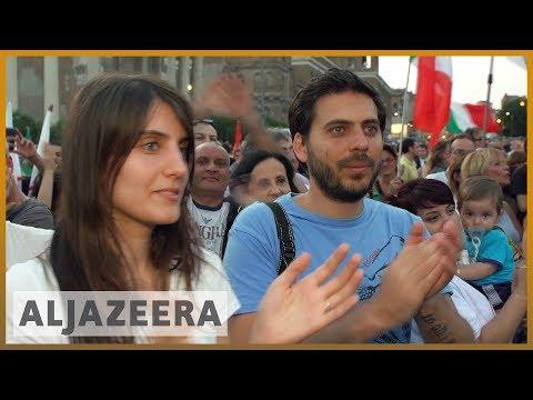 🇮🇹 Italy: Giuseppe Conte sworn in as new prime minister   Al Jazeera English