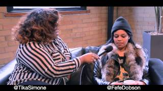 The Known Unknown x Fefe Dobson Interview
