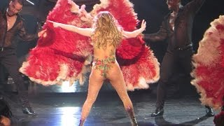 Jennifer Lopez Performance opening night of Vegas residency 2016 Full
