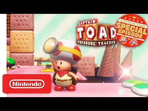 Captain Toad: Treasure Tracker - Special Episode DLC Launch Trailer - Nintendo Switch thumbnail