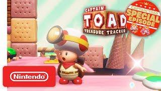 Captain Toad: Treasure Tracker - Special Episode DLC Launch Trailer - Nintendo Switch