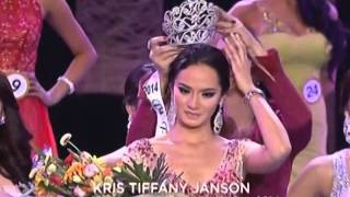 Mary Jean Lastimosa Miss Universe Philippines 2014 Crowning Moment