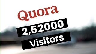 how to get free traffic to your website 2021 | quora tutorial in hindi