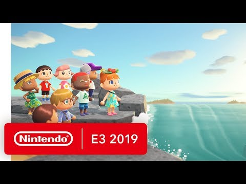 Animal Crossing: New Horizons - Nintendo Switch Trailer - Nintendo E3 2019 thumbnail