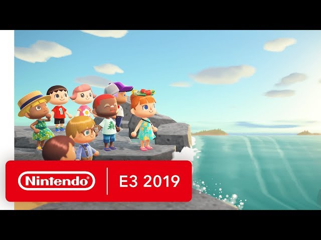 Nintendo at E3 2019 — the Biggest Announcements Feat  Zelda, Animal