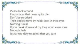 Gary Numan - Zero Bars Mr. Smith Lyrics
