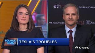 Tesla's bonds deserve junk rating, says portfolio manager