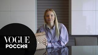 Что в сумке у Натальи Якимчик?