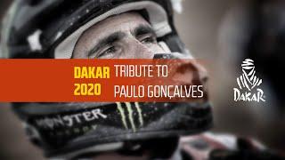 Dakar 2020 - Tribute to Paulo Gonçalves