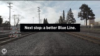 New Blue Improvements Project: new tracks