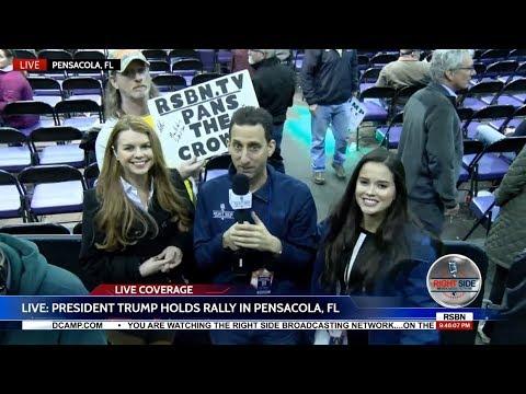 🔴 WATCH: President Donald Trump MASSIVE Rally in Pensacola, FL 12/8/17