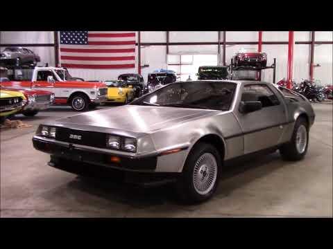 Video of '81 DMC-12 - OAJL