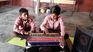 Students activity by model ups shaspur jaat nakur saharanpur u.p