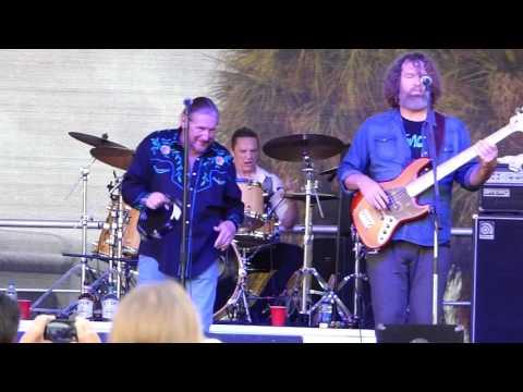 Marshall Tucker Band - Hillbilly Band (Lakeshore Park 10/1/16)
