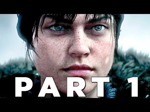BATTLEFIELD 5 Walkthrough Gameplay Part 1 - INTRO - Campaign Mission 1 (Battlefield V)